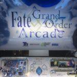fate grand order アーケードをやってみた感想