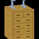 フィギュアケースの地震対策に役立つ転倒防止グッズ一覧